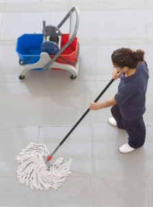 office cleaning service by Nye